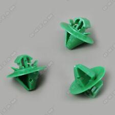 10 x MOLDURAS BARRA LATERAL parachoques clips de fijación para CITROEN JUMPY