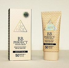 TOP FACE  BB Perfect Finish Cream 50+ SPF/PA For All Skin Type MADE IN KOREA