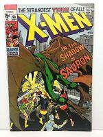 X-Men #60 Silver Age Comic Books! Marvel Higher-Grade FN+