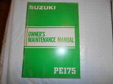motorcycle parts for 1983 suzuki pe175 ebay rh ebay com 1979 Suzuki Pe 175 Parts Suzuki Er125175