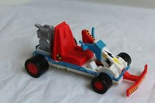 Vintage Incredible Crash Test Dummies CRASH GOKART Go-KART  TYCO 1991