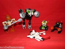 LOT LEGO SYSTEM STAR WARS BIONICLE REF 6771 / 6812 / 6967 / 8573 / 8584 / JOUET