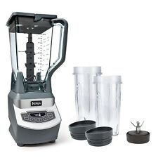 Ninja Professional Countertop Blender with 1100W Base, 72oz Pitcher & 16oz Cups