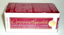 Dottoressa Reynaldi Natural Age-Reversing Serum 30ml New In Factory Sealed Box