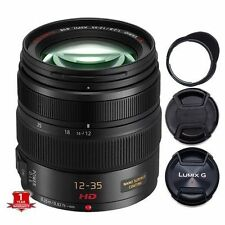 Panasonic Lumix G X Vario 12-35mm f/2.8 Asph. Lens for Micro 4/3 (Black) - NEW