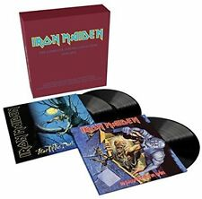Iron Maiden 'No Prayer For The Dying / Fear Of The Dark' Vinyl Collector's Box