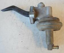 1968-69 Ford Mustang Cougar 289,302, 351W USED Carter fuel pump 4567S Date 22D8A