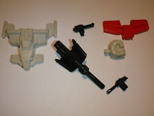 Transformers Vintage G1 1985 Autobot Aerialbot Superion Combiner Parts