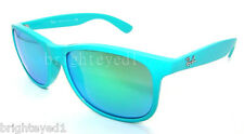 Authentic RAY-BAN Andy Turquoise Sunglass RB 4202 - 60723R  *NEW*