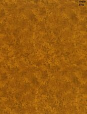 Filigree Echo Tonal cotton fabric BTY Timeless Treasures Amber Gold