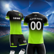 Custom Soccer 12Uniforms $25/Jersey - DYE SUBLIMATED Jersey, Shorts,Socks CUSTOM