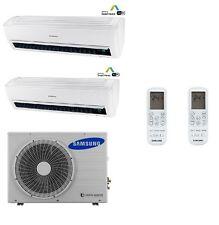 CLIMATIZZATORE INVERTER DUAL 9000+12000 9+12 A++ WI-FI SAMSUNG WINDFREE AJ040FCJ