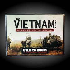 The Vietnam Conflict: Tales from the Battlefield DVD 4 Disc Documentary ~ Sealed