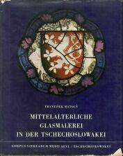 Mittelalterliche Glasmalerei in der Tschechoslowakei