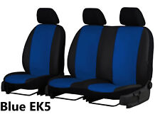 VOLKSWAGEN CRAFTER 2006-2016 2+1 ECO LEATHER UNIVERSAL FRONT SEAT COVERS