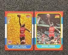 1986 Michael Jordan Gold Rookie Card Lot. Reprints Mint