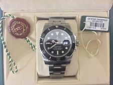Rolex Submariner Oyster Black 1166110LN - Ceramic Stainless Steel Box & Papers *