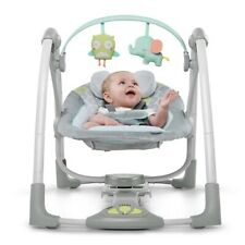 Infant Rocker Baby Swing Bouncer Seat Bassinet Child Rocking Chair Crib Cradle