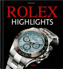Fachbuch Rolex Uhren Highlights 1A Fotos NEU Day-Date GMT-Master Sea-Dweller uva