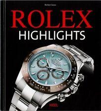 Fachbuch Rolex Uhren Highlights 1A Fotos NEU Day-Date GMT-Master Sea-Dweller uva
