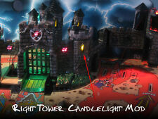 Medieval Madness Flickering Right Tower Led Mod | New