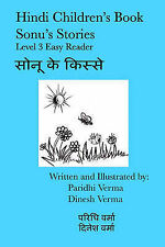 NEW Hindi Children's Book Sonu's Stories: Level 3 Easy Reader (Hindi Edition)