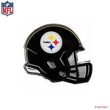 New NFL Pittsburgh Steelers Premium 3-D Aluminum Helmet Sticker Decal Emblem