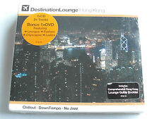 Destination Lounge - Hong Kong (Double CD + DVD Album) New Sealed