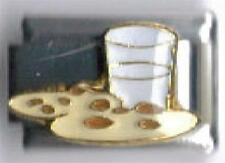 Milk and Cookies Italian Charm 9mm fits Classic Starter Bracelets