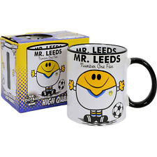 Leeds United Mug. Great Gift for the Football fan Ideal Christmas Present.