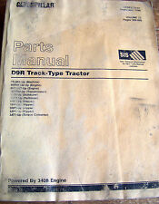 CAT Caterpillar Parts Manual D10R TRACK-TYPE TRACTOR SEBP2478-35 May 2002   #715