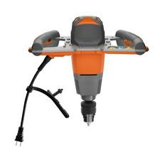 Ridgid Mud Mixer Mortar Grout Paint Single Paddle Mixing Heavy Duty Corded New