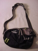 TANLUHU HP WAIST BAG RUNNING BELT - HOLD BOTTLE AND HAS POCKETS