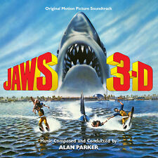 Jaws 3D - 2 x CD Complete Score - Limited Edition - Alan Parker