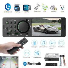 4.1in TFT Single 1Din Car Stereo MP5 Player FM Radio Bluetooth Dual USB AUX RCA