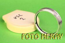 Nahlinse Vorsatzlinse 2  49 mm, Close-up 1   02622