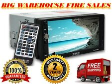 Absolute DD-3000BT 7-Inch Double Din DVD / CD / MP3 / USB / BLUETOOTH / TOUCH