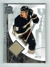 08-09 UD The Cup  Ryan Getzlaf  /25  Jersey