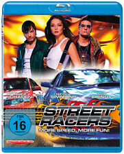 Street Racers - More Speed, more Fun! (2009)    BluRay   NEU und OVP