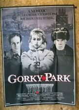 Gorky Park - manifesto affiche cinema francaise