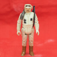 Vintage Star Wars Rebel Commander Hoth Action Figure w/ Weapon