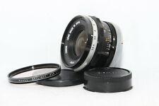CANON FL 28mm 3.5 Obiettivo Grandangolo Reflex FX FT TL Pellix FD Anche Digitali