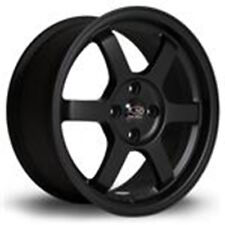 MK2 GOLF Rota Grid alloy Wheel 16x7, Black, Mk2 Golf/Corrado - WC601R007B