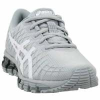 ASICS Gel-Quantum 180 4 Grade School (Big Kid)  Casual Running  Shoes Grey Girls