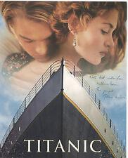 Millvina Dean 8X10 Signed RMS Titanic Studio Photo ? White Star Line