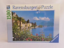 Ravensburger Jigsaw Puzzle 1500 Pieces, Lake Maggiore, Italy, NEW SEALED