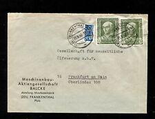 BRD 1949, Nr. 118 portogerechte MeF  Michel 60,-    (#6771)