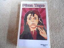 PIZZA TAPE VHS * CULT * SOV * Weird Homemade*