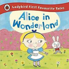 Alice in Wonderland (First Favourite Tales)-ExLibrary
