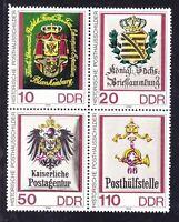 DDR #2798 MNH CV$3.25 Postal Worker's Day